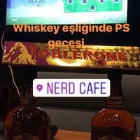 3/25/2017 tarihinde Gokhan Y.ziyaretçi tarafından Nerd Cafe & Restaurant'de çekilen fotoğraf