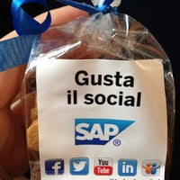 Photo taken at Social Case History Forum - #schf14 by Viola on 11/15/2012