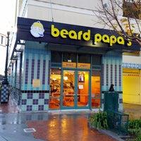 Photo taken at Beard Papa's by Jeremy M. on 12/22/2012