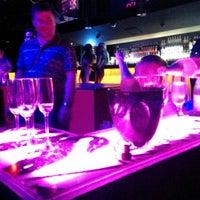 Снимок сделан в D'lux Night Club пользователем Alexey M. 6/14/2013