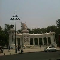 Photo taken at Parque Alameda by Arturo O. on 5/3/2013