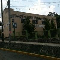 Photo taken at Modulo De Licencias Y Control Vehicular by Arturo O. on 9/28/2012