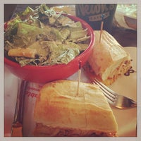 Photo taken at Newk's Express Cafe by Hayley K. on 8/3/2013