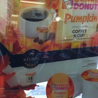 Photo taken at Dunkin' Donuts by Don Corey W. on 11/8/2012