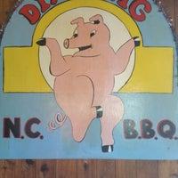 Photo taken at Dixie Pig Bar-B-Q by Michael M. on 8/20/2014