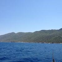 Photo taken at Karaada by Caglar K. on 7/13/2013