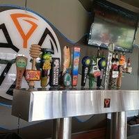 Photo taken at Slyce Pizza Bar by bruk on 7/22/2013
