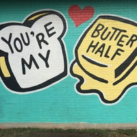 Photo taken at You're My Butter Half by Christina on 12/21/2016