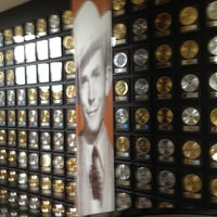 Photo taken at Country Music Hall of Fame and Museum by John H. on 10/31/2012