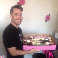 Photo taken at Let Them Eat Cake by Marc P. on 3/4/2014