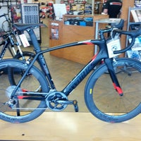 Photo taken at Cycle World by Corey P. on 10/15/2013