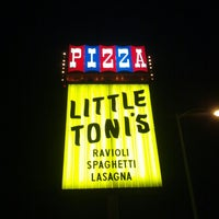 Photo taken at Little Toni's by Corey P. on 9/28/2013