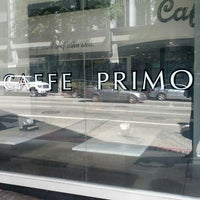 Photo taken at Caffe Primo by Corey P. on 9/27/2013