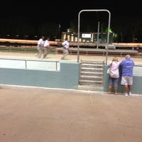 Photo taken at Naples-Fort Myers Greyhound Racing and Poker by Dan W. on 4/28/2013