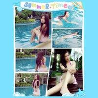 Photo taken at Green Park Resort Pattaya by Takkies w. on 6/10/2014