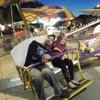Photo taken at Berwyn Oktoberfest by Jamie R. on 9/15/2012