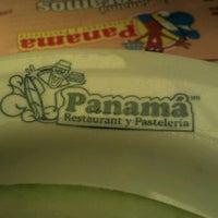 Photo taken at Restaurant y Pasteleria Panama by Hansel H. on 10/18/2012