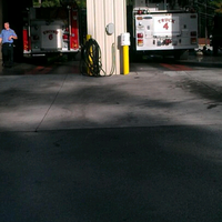Photo taken at Augusta Fire Department Station 6 by Nijel P. on 9/17/2013