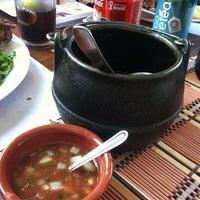 Photo taken at Baiah Brasa Restaurante by Samuel G. on 10/3/2012