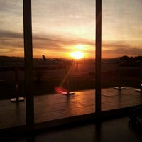 Photo taken at Goiânia Airport (GYN) by Augusto Cesar G. on 2/13/2013