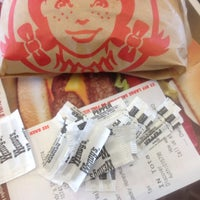 Photo taken at Wendy's by Vikas S. on 9/15/2013