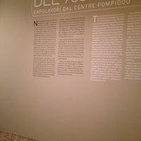 Photo taken at Mostra Il volto del '900 by Maria Beatrice F. on 9/29/2013