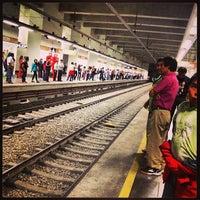 Photo taken at Metro Ermita by Raul M. on 5/26/2013