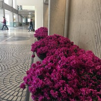 Photo taken at Two Embarcadero Center by MandyKat on 3/17/2017