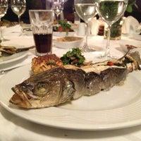 3/27/2013 tarihinde Çetin T.ziyaretçi tarafından Green Beach Restaurant'de çekilen fotoğraf