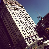 Photo taken at W New York - Union Square by George M. on 10/16/2012