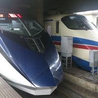 Photo taken at Keisei Ueno Station (KS01) by suzu p. on 10/20/2012