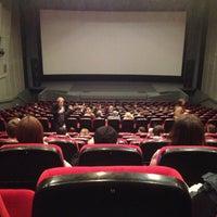 Снимок сделан в Кинотеатр «Украина» пользователем Marguba M. 12/8/2012