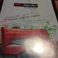 Photo taken at Pizza Hut by Amelie M. on 12/29/2012