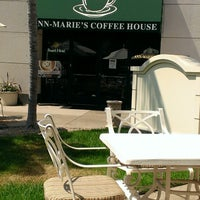 Photo taken at Ann Marie's Coffee House by Frances S. on 9/11/2013