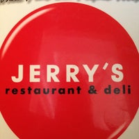 Photo taken at Jerry's Famous Deli by Serena E. on 11/16/2012