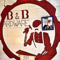 Photo taken at B & B Hardware by Serena E. on 11/24/2013