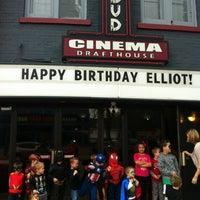 Photo taken at Rosebud Cinema Drafthouse by Jmi B. on 11/3/2012