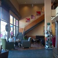 Photo taken at Starbucks by Chula C. on 2/18/2013