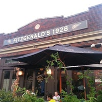 Photo taken at Fitzgerald's 1928 by Matt K. on 10/4/2013