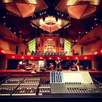 Photo taken at UNT Murchison Performing Arts Center by Cal Q. on 3/21/2013