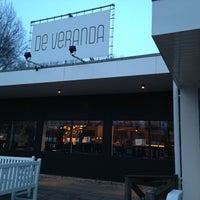 Photo taken at De Veranda by Joost Z. on 3/19/2013