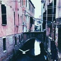 Photo taken at Ponte Della Scuola by Lorenzo C. on 4/30/2014