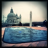 Photo taken at The Gritti Palace, Venice by Lorenzo C. on 1/31/2013