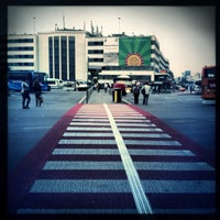 Photo taken at Piazzale Roma by Lorenzo C. on 10/5/2012