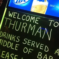 Photo prise au The Thurman Cafe par Ray O. le10/27/2012