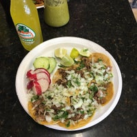 Photo taken at Taquitos West Ave. by Helen D. on 11/12/2016