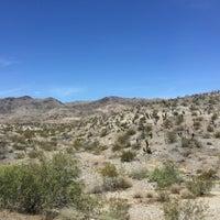 Photo taken at Mojave Desert by Mark C. on 5/3/2014