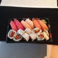 Photo taken at Edohana Sushi by Dominick F. on 2/13/2014
