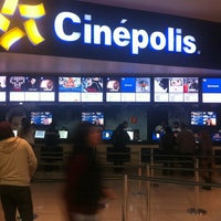 Photo taken at Cinépolis by Miguel Angel M. on 1/31/2013