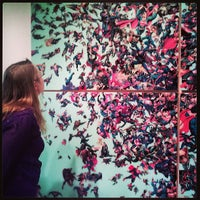 Photo taken at Boulder Museum of Contemporary Art by Kat W. on 6/20/2013